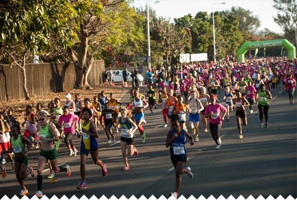 Total Sports Womens Race