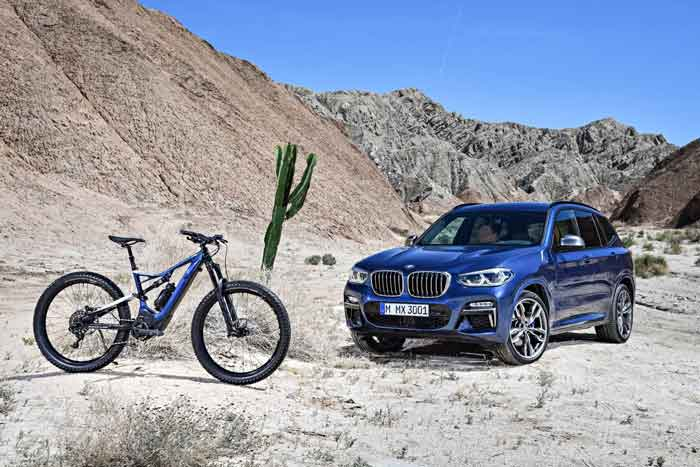 BMW partners with FNB W2W